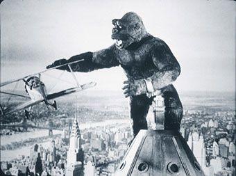 King Kong (Merian C.Cooper & Ernest B.Schoedsack, 1933)