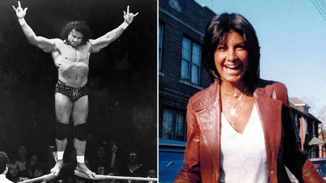 Tonerock Sports :: Videos: Jimmy Snuka interviews on the Death of Nancy Argentino