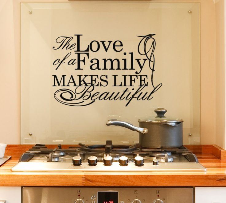 Country Kitchen Sayings And Quotes: 17 Best Ideas About Family Wall Sayings On Pinterest