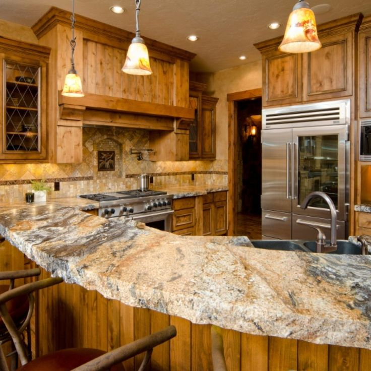 Kitchen Countertops Kinds