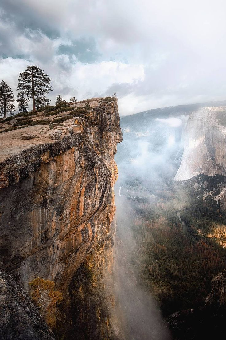 """Yosemite National Park by Gabe Rodriguez """