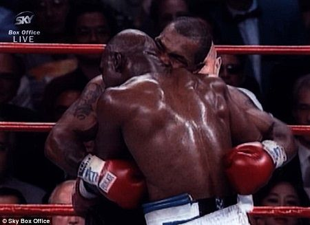 Evander Holyfield's Ear Still Bears the Scar of Mike Tyson's Teeth 20 Years After (See Photos)