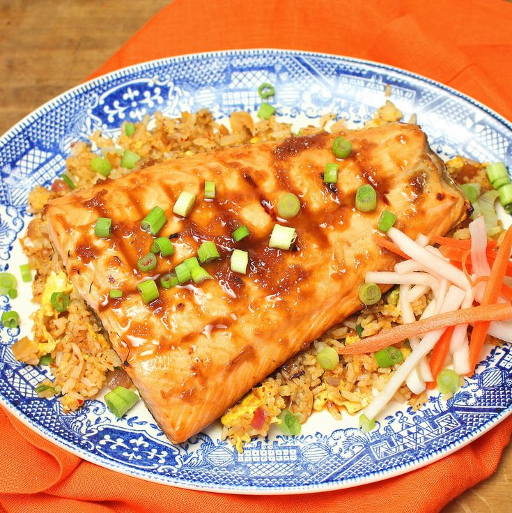 ... about Seafood on Pinterest | Salmon, Baked tilapia and Stuffed tilapia