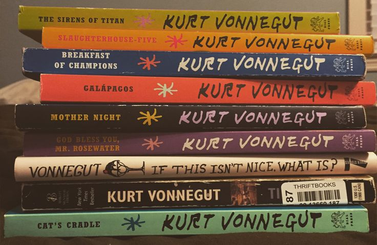 12 Of The Funniest Quotes By Kurt Vonnegut
