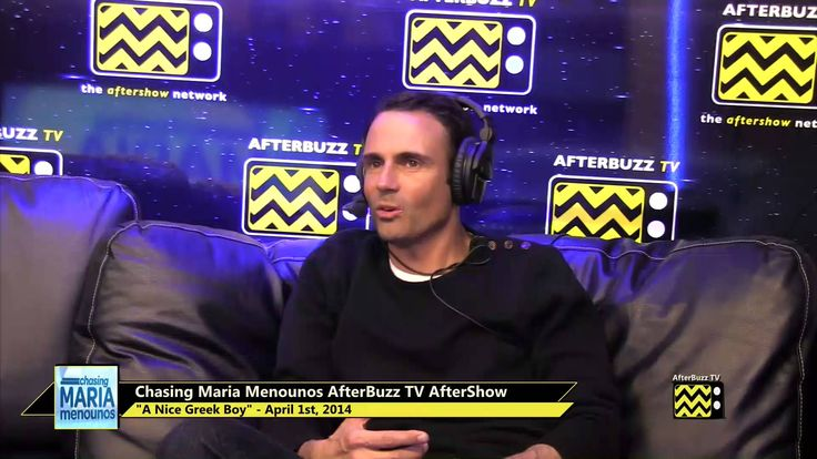 "Chasing Maria Menounos After Show Season 1 Episode 3 ""A Nice Greek Boy"" ..."