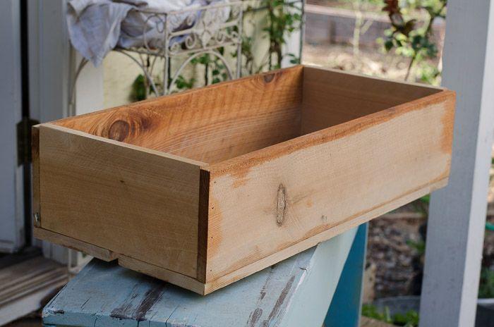 Herb Planter Box Outdoor: Best 25+ Herb Planter Box Ideas On Pinterest