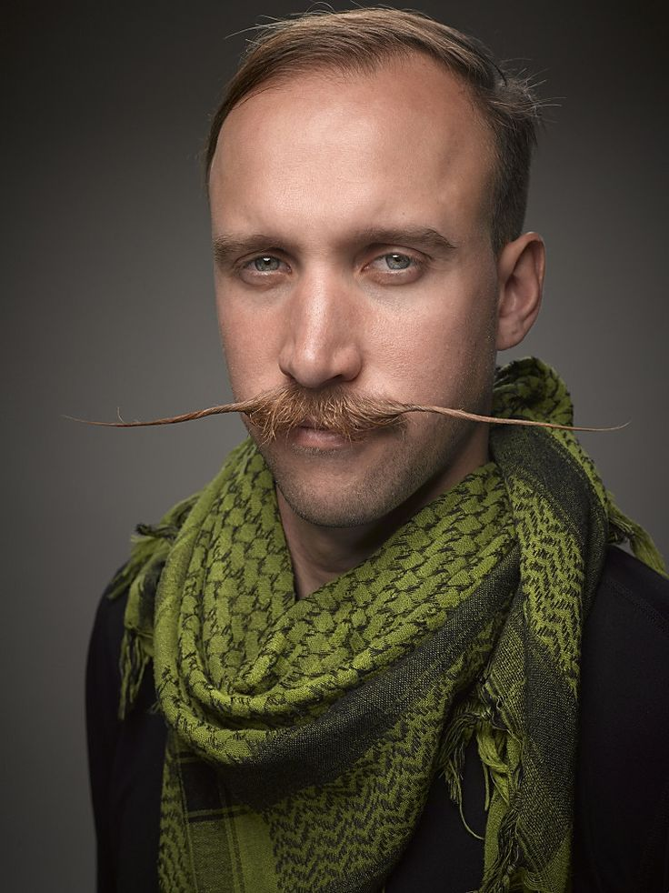 With Movember looming, it's time to get hairy. Photographer Greg Anderson captures the best of the best at the 2014 World Beard and Moustache Competition in Portland, Oregon.