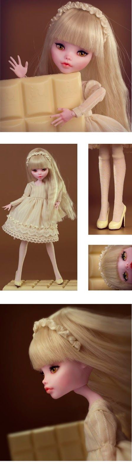 Ball Jointed Doll, Coisas Kawaii, Crazy and Kawaii Desu, doll, kawaii, Kawaii Desu, Monster High,