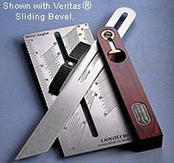 VERITAS Bevel Setter with imperial rule