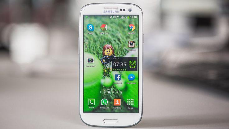 Reset Galaxy S3