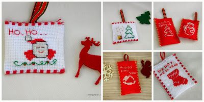 Prosinemi's creations:    Merry and Happy holiday...