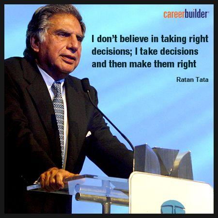 #Leadership #Quote by Mr.Ratan Tata