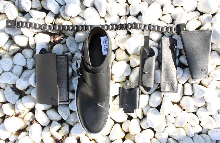 shoes and accessories by John Lello  www.johnlello.com/ www.instagram.com/john_lello/ www.facebook.com/pages/John-Lello/   #shoes #shoestyle #accessories #design #details #leather #black #handcraft #handmade #madeinitaly
