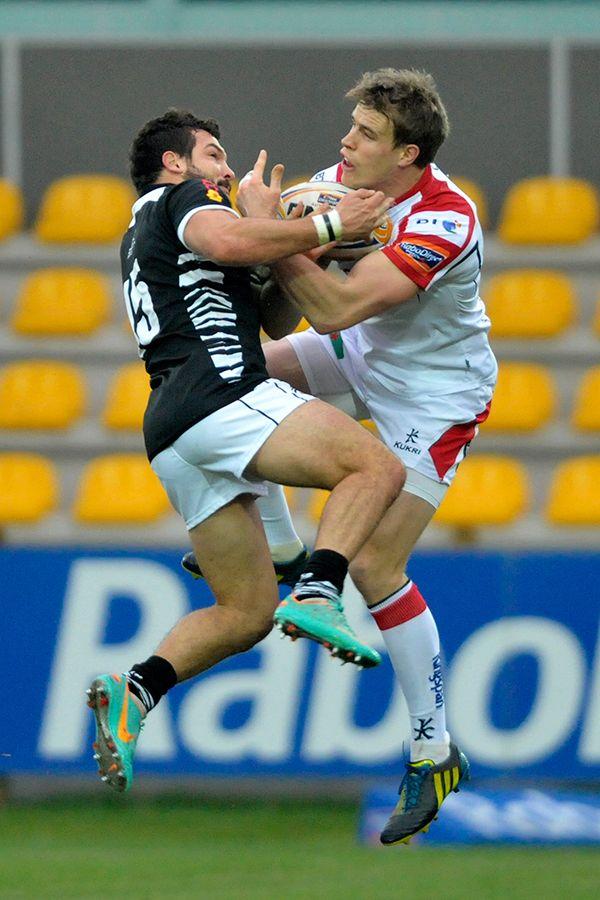 Zebre Rugby Vs Ulster 30/11/13- Photographs courtesy of Zebre Rugby - Foto VASINI (© 2013)