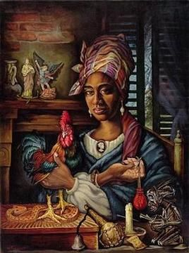 Marie Laveau, the enchantress-muse for #Voodoo Vision: House of Spirits, my new novel ~ on Amazon.