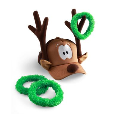 Hallmark Reindeer Ring Toss