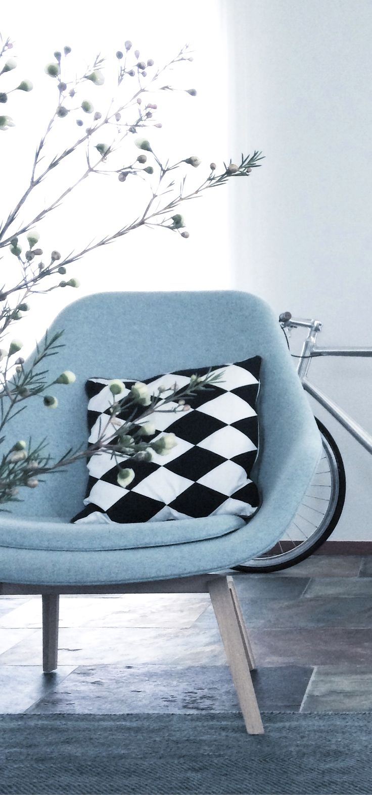 Via NordicDays.nl | Scandifan | Nordic | HAY About a Lounge Chair