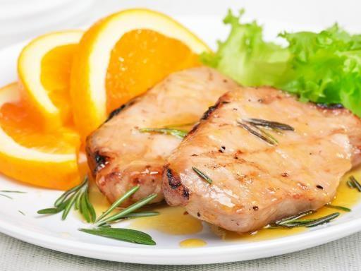 Rôti de porc à l'orange : Recette de Rôti de porc à l'orange - Marmiton