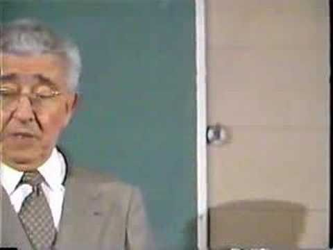 The Qur'an & The Modern Science - Dr. Maurice Bucaille (5/7) - YouTube