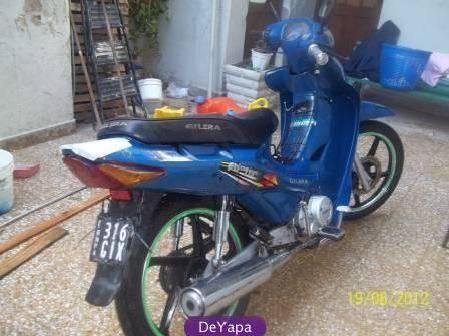 2 motos gilera 110 por una mas amplio