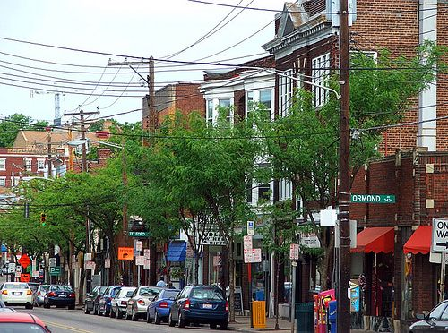 Clifton, Cincinnati, my current city