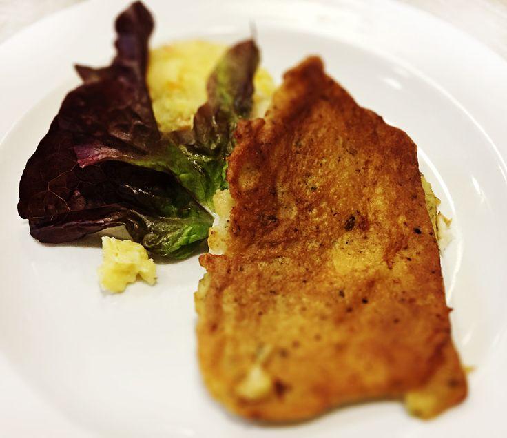 Denné menu Vranov | Rybie filé v zemiakovom cestíčku, slovenský šalát - reštaurácia Hotel Patriot*** #hotel #restauracia #dennemenu