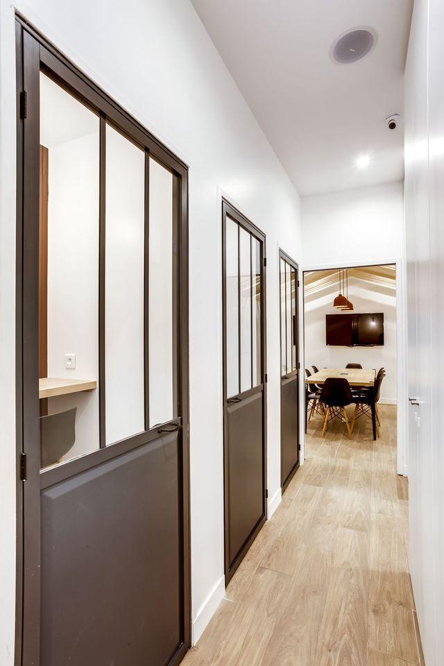 Aménagement couloir étroit et sombre | Flure | Pinterest | Room ...