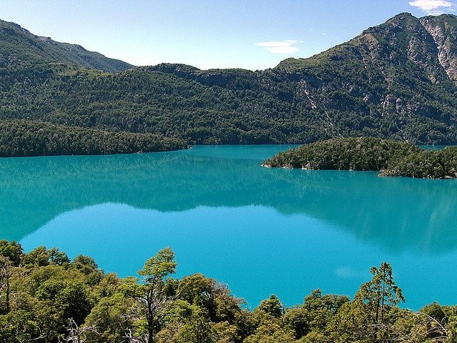Lago Mascardi, San carlos de Bariloche, Río Negro, Argentina