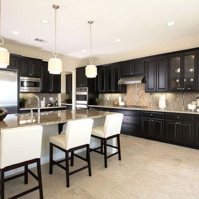 Black Kitchen Cabinets Ideas best 25+ black kitchen cabinets ideas on pinterest | kitchen with