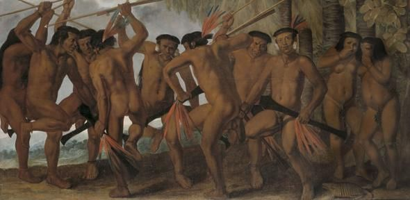Opinion: Pirate, turncoat, survivor: the life and times of Anthony Knivet, a Briton in 16th-century Brazil | University of Cambridge #history #colonialism