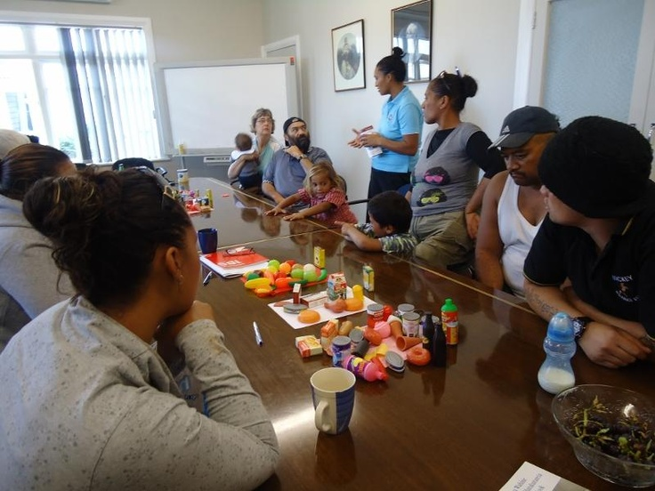 Marae Master Chef Nutrition sessions