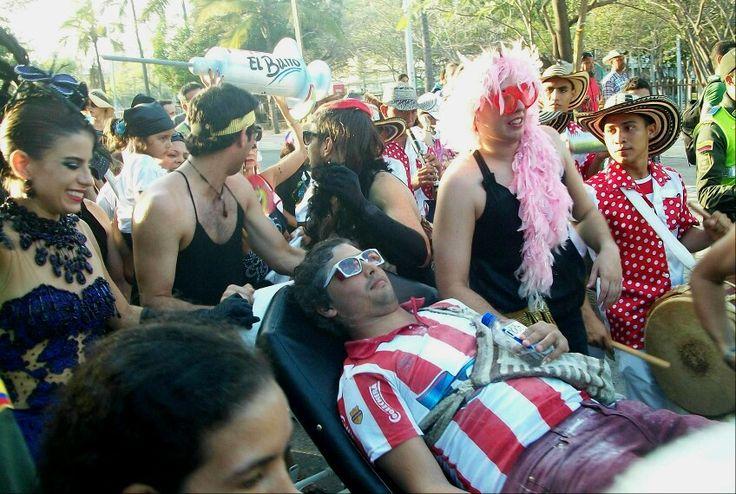 La muerte de Joselito, Carnaval de Barranquilla.