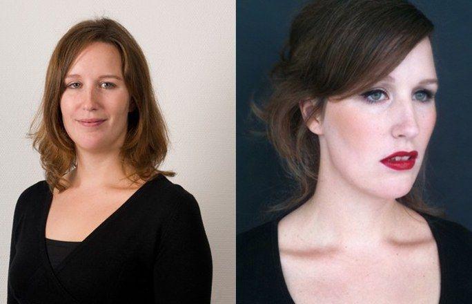Schminkschule: Pin-up Make-up im Stil der 50er – Rote Lippen, schwarzer Lidstric…