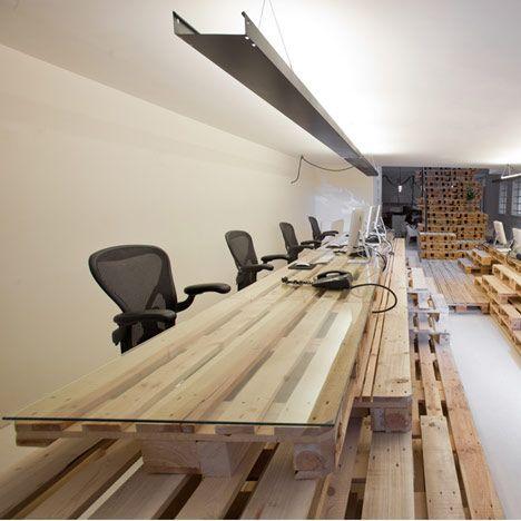 Brandbase Pallets by Most Architecture
