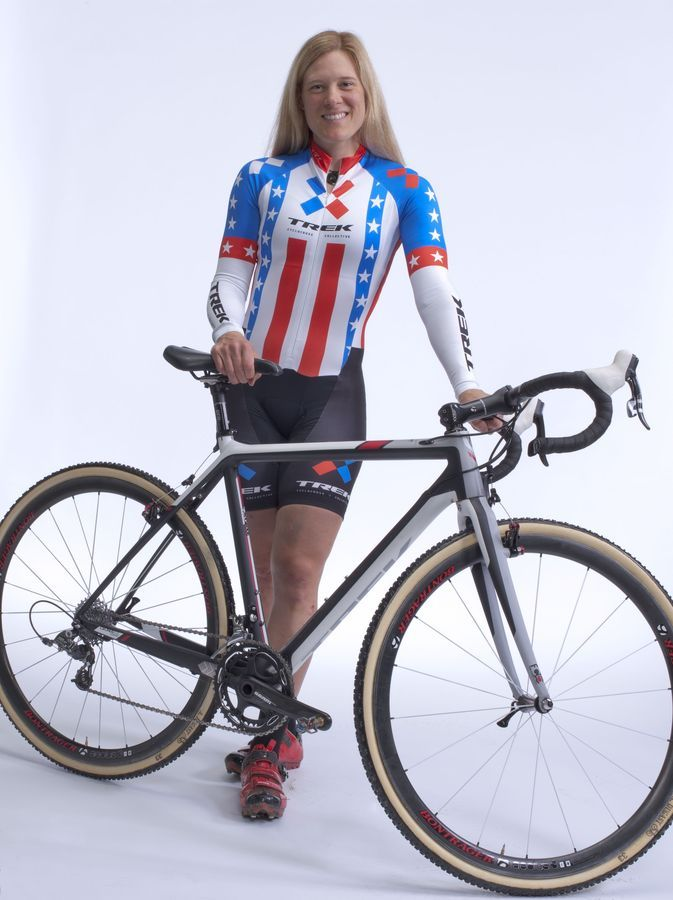 "Katie Compton Leads Trek's New Cyclocross Team: ""The Cyclocross Collective"""