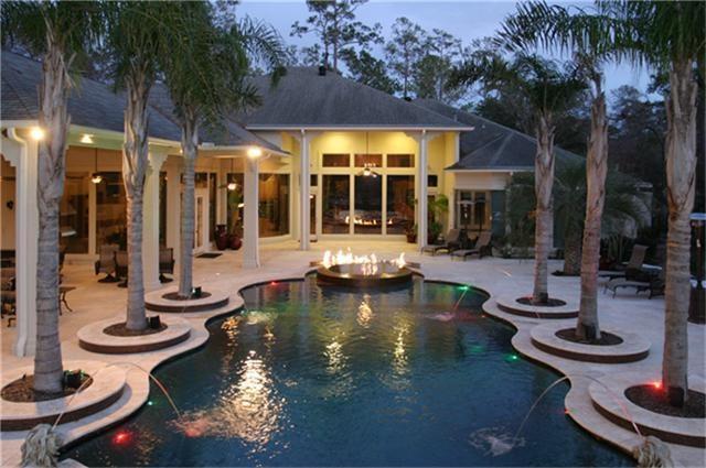 I wanna pool like this.
