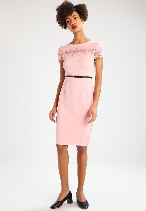 Kleding Dorothy Perkins Zakelijke jurk - blush Rosa: € 44,95 Bij Zalando (op 15-4-17). Gratis bezorging & retournering, snelle levering en veilig betalen!