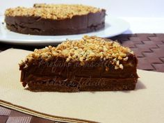 Torta fredda rocher | Profumo di biscotti, odore di felicità