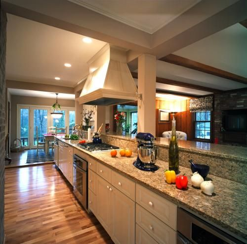 1000+ Images About Galley Kitchen On Pinterest