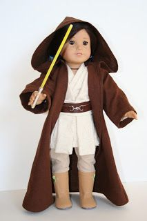 Arts and Crafts for your American Girl Doll: StarWars - overview for American Girl Doll
