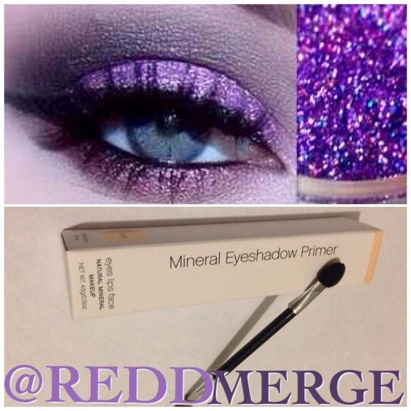 ⚡️NEW⚡️glitter eyeshadow palette / New with Tags glitter eyeshadow palette / New with Tags New Never opened  Glitter eyeshadow  1glitter pots  1 cosmetic brush 1 eye primer                                                                Recommend: apply with eye primer Create your own designs with sparkling glitter!  Categories: glitter eyeshadow/ glitter eyebrows/ Barbie/ body art / / lips / nails body/ Jem and the hologram/ Jem and hologram/ sale /glitter / body glitter /shop My closet…