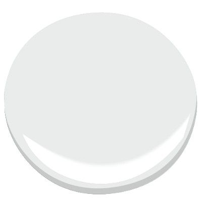 Benjamin Moore Misty Gray 2124-60. Would possibly work with wood trim. // benjaminmoore