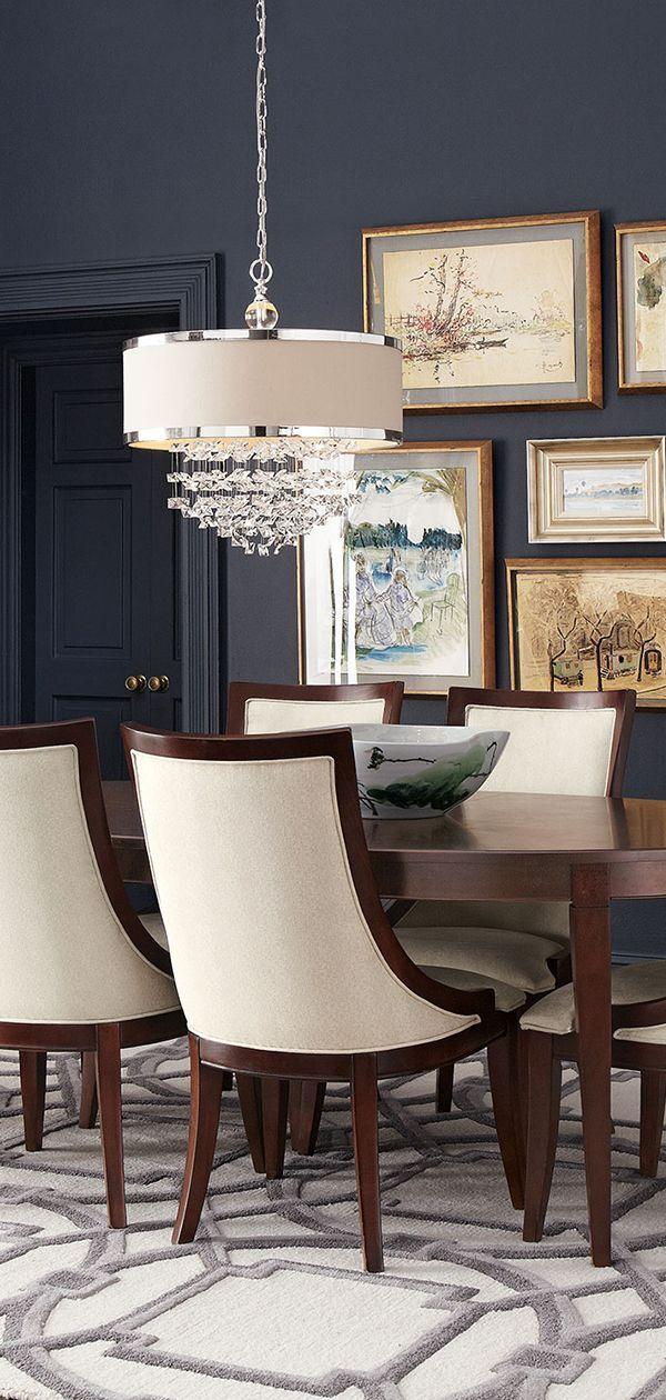 Chandeliers In 2019 Elegant Dining Room