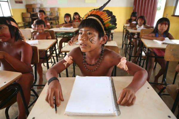 Indigenas argentinas