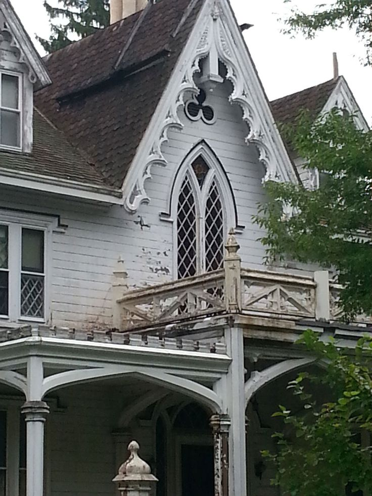 17 Best Images About Exterior Gothic Revival On