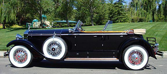 Cruisers Classic Car Auburn Ca