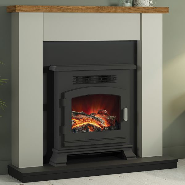 Be Modern Ravensdale Electric Fireplace Suite In 2020 Fireplace