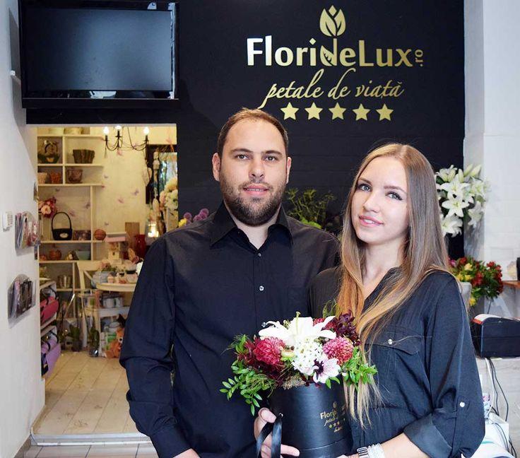 Cea mai frumoasa florarie din Brasov. Flori in Brasov. Livrare flori Brasov, florarie Brasov premium!