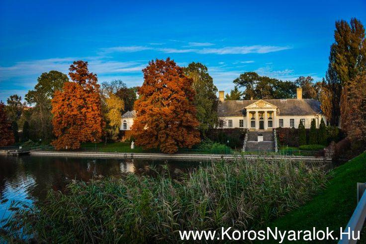 Bolza-kastély, Szarvas www.korosnyaralok.hu