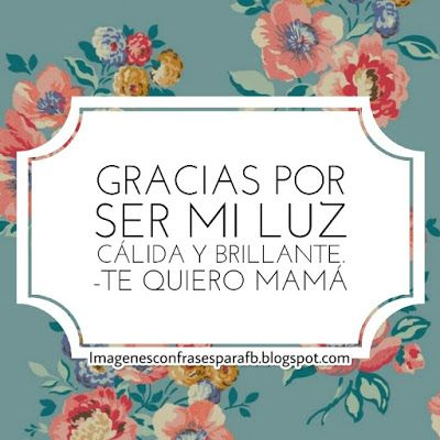 Imágenes de Feliz día Mamá - Gracias #Mama por tu inmenso amor #FelizDiaMama